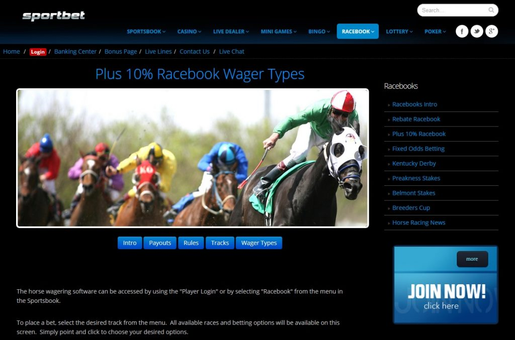 Screenshot-of-Sportbet-Racebook-Page