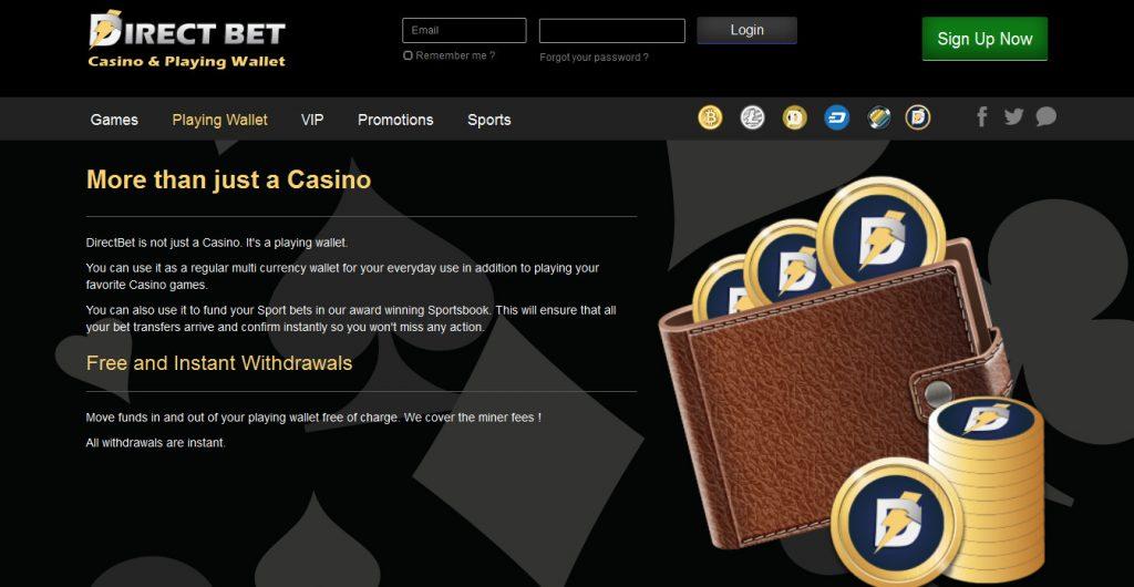 directbet-playing-wallet