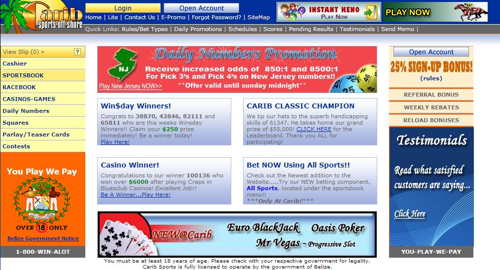 caribsports-homepage